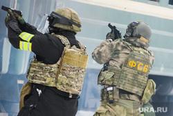 Антитеррористические учения УФСБ России по СО на железнодорожной станции Шувакиш. Екатеринбург