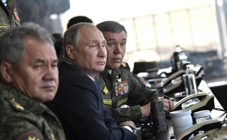 Путин , герасимов валерий, шойгу сергей, путин владимир