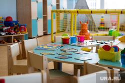 Второе здание муниципального детского сада № 437 в микрорайоне Солнечный. Екатеринбург