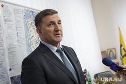 Пресс-конференция с главой Соликамска. Пермь