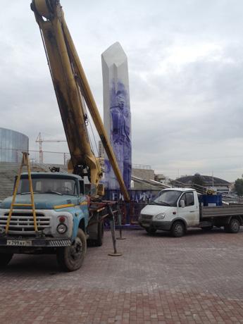 Куйвашев извинился перед Наиной Ельциной за произошедшее с памятником первому президенту РФ. Искать вандалов будут с особой тщательностью