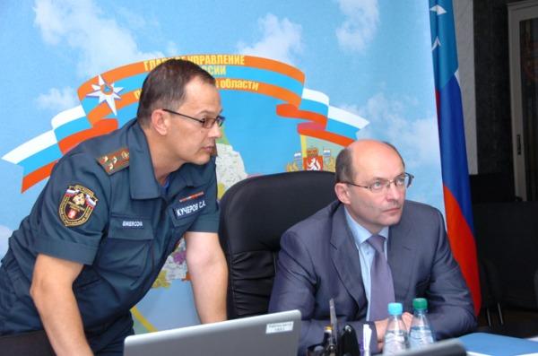 Мишарин наслушался кошмаров от коллег на встрече с Путиным и дал срочное распоряжение ликвидировать затяжное ЧП на севере области
