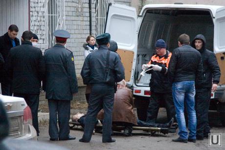 взрыв в здании мировых судей 5 микрорайон д 1 А Курган 01.11.2013г