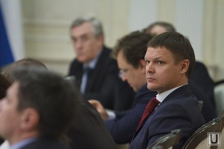 Заседание президиума правительства, президиум правительства, совещание у губернатора, багаряков алексей, заместитель главы администрации губернатора
