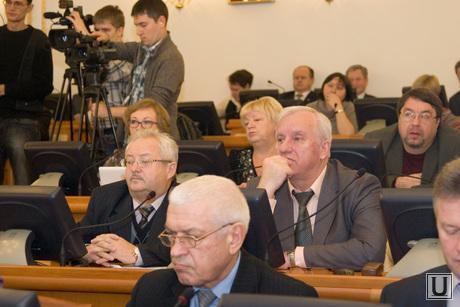совещание у губернатора здание правительства области малый зал. Курган 11.11.2013г
