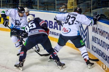 Хоккей. Металлург- Медвешчак. Магнитогорск