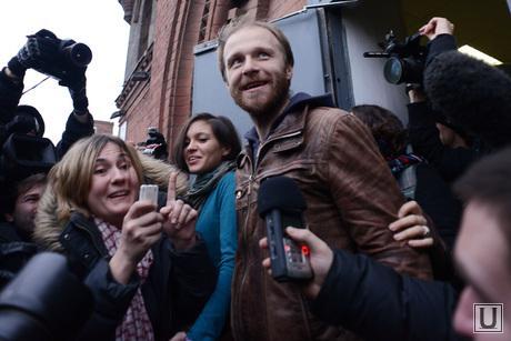 Денис Синяков. Суд по мере пресечения. Отпустили под залог в 2 миллиона. Санкт-Петербург