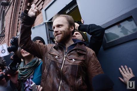 Денис Синяков. Суд по мере пресечения. Отпустили под залог в 2 миллиона. Санкт-Петербург, Синяков Денис