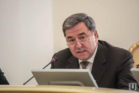Общественная палата Тюменской области первое заседание. Тюмень, чеботарев геннадий