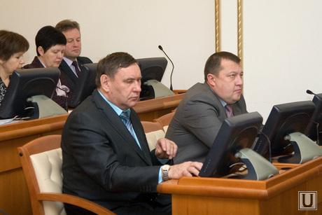 Заседание Правительства области здание правительства Курган