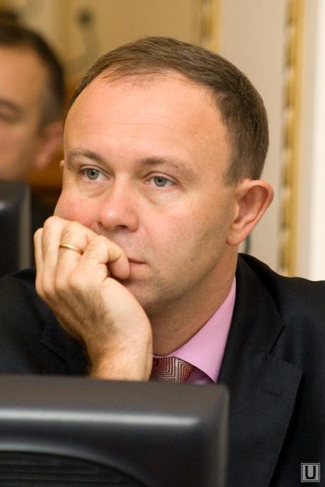 Заседание Правительства области здание правительства Курган , васильев александр