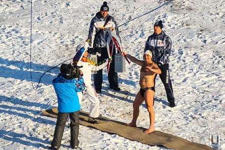 , эстафета олимпийского огня