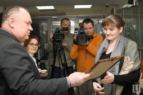 МФЦ пресс-конференция Куйбышева 144 Курган, тридцатитысячный посетитель