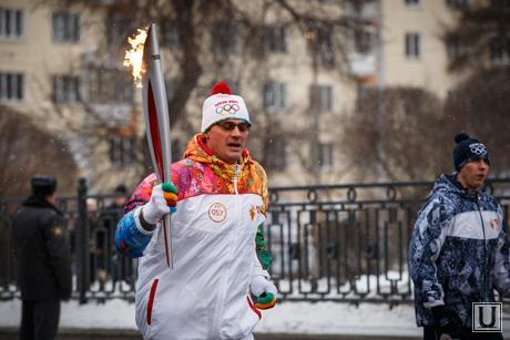 Эстафета олимпийского огня. Часть 2. Екатеринбург