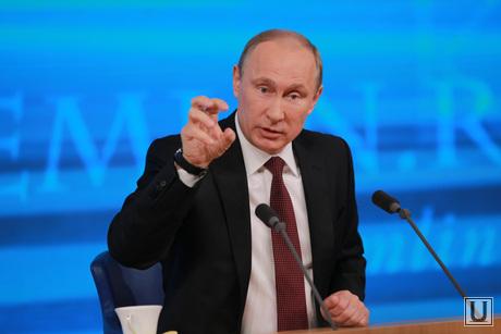 Прессуха Путина. Москва