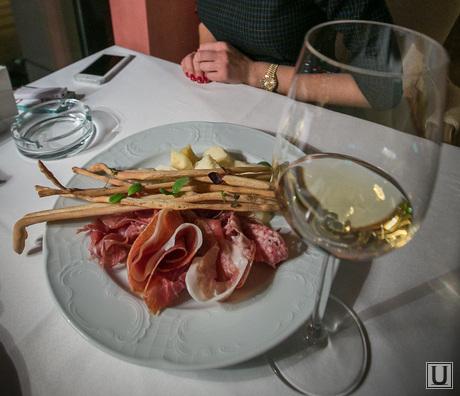 Ресторан Castorka, ресторанная еда, вино