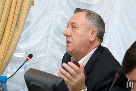 Заседание Областной Думы здание правительства области Курган, котюсов михаил