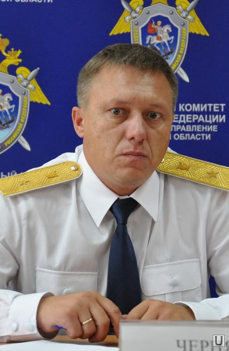 Руководитель СУ СКР по Курганской области Денис Чернятьев, чернятьев денис, руководитель су скр по курганской области