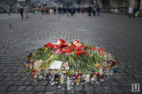 Майдан. Киев. Украина. 23.02.2014