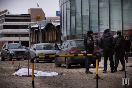 Труп у Высоцкого. Екатеринбург