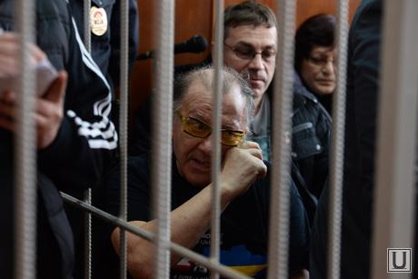 Маленкин в суде. Екатеринбург
