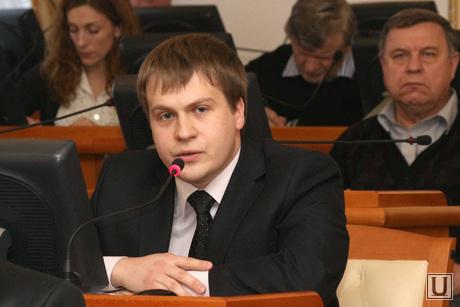 Встреча Кокорина с представителями политических партий Курган, александров юрий