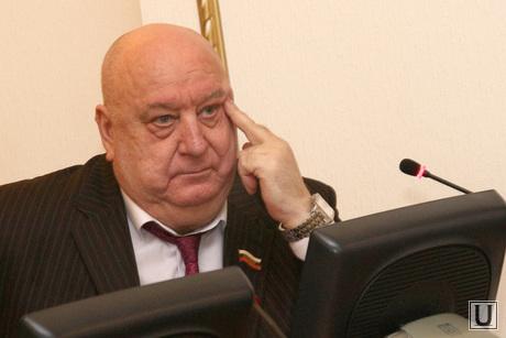 Встреча Кокорина с представителями политических партий Курган, сапожников александр