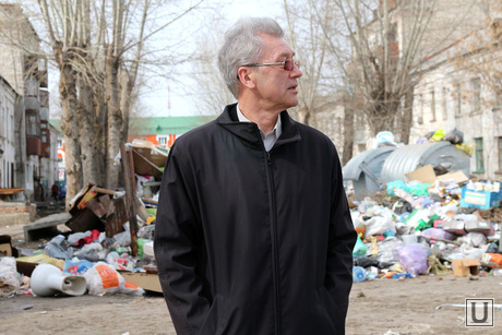 Депутатский рейд Курган, сухарев сергей