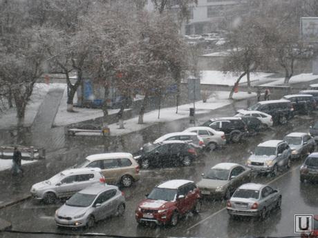Тюмень. Снегопад 2, снегопад, тюмень