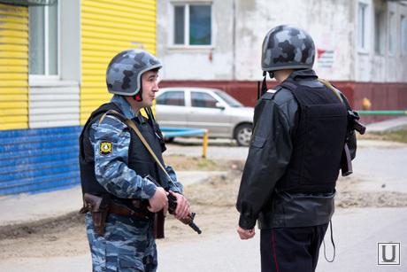 Захват заложников. Нижневартовск.