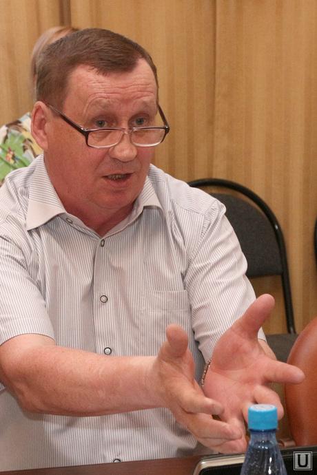 Заседание экономического комитета облдумы Курган, остапенко владимир
