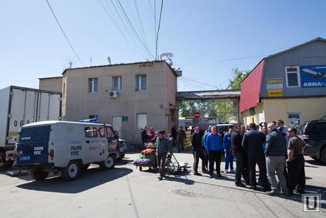 Рейдерский на Овощебазе 4. Екатеринбург