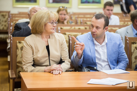 Евгений Куйвашев на форуме
