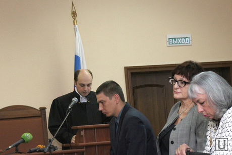 Приговор Контееву Курган