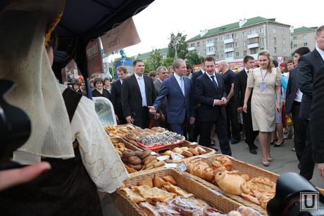 Пятый инвестфорум Шадринск, холманских игорь, кокорин алексей