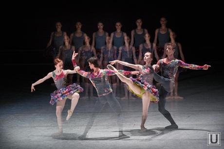 Генеральная репетиция балета