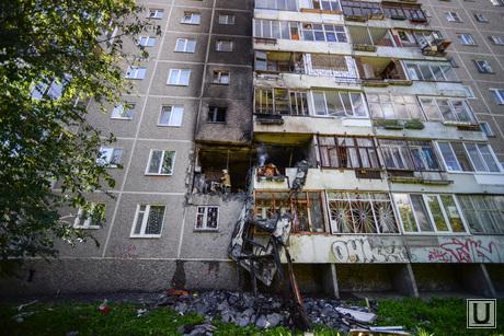 Взрыв на Сыромолотова, 28. Екатеринбург