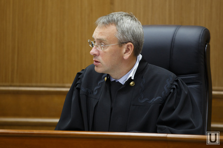 Суд над Гавриловым. Екатеринбург, судья