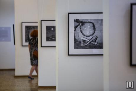 Выставка-ретроспектива фотографий Роджера Баллена в музее Изобразительного искусства. Екатеринбург