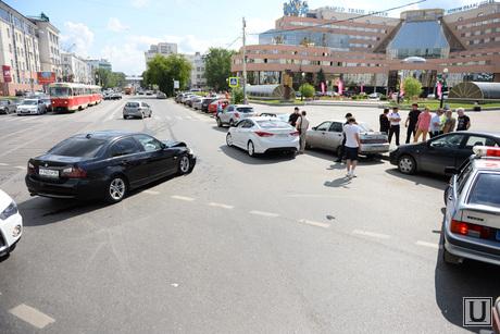 Авария. Екатеринбург