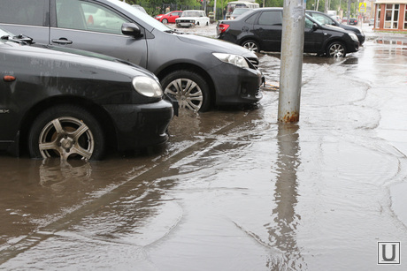 Затопленные улицы Курган, затопленная улица, улица карла маркса