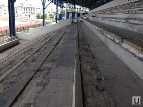 Стадион Спутник. Нижний Тагил, стадион спутник