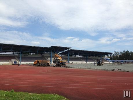 Стадион Спутник. Нижний Тагил