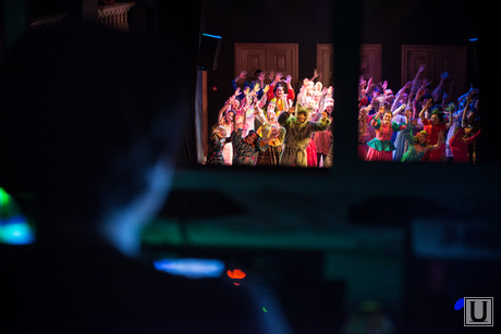 Презентация нового здания Коляда-театра для vip-персон. Екатеринбург, спектакль, коляда театр, представление