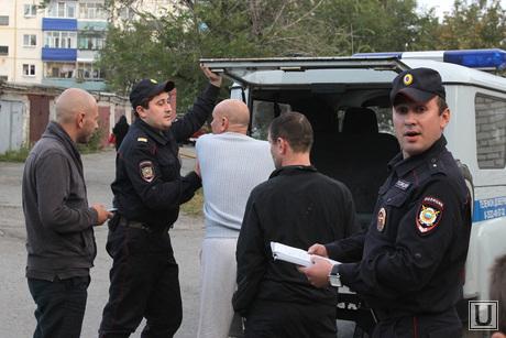 Угрозы кандидату Колесниковой Элине. задержание Курган , полиция, задержание