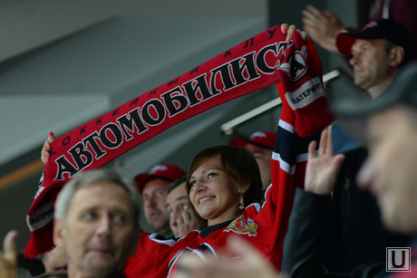 ХК Автомобилист против ХК Медвешчак: победили. Екатеринбург