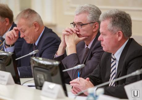 Совещание губернатора по ценам. Екатеринбург