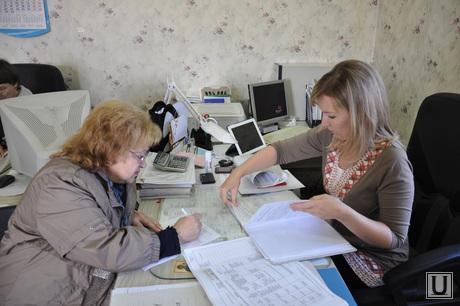 Досрочное голосование председателя избиркома Зауралья Светланы Гулькевич, голосование, гулькевич светлана