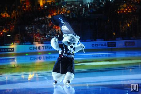 Хоккей. Челябинск.
