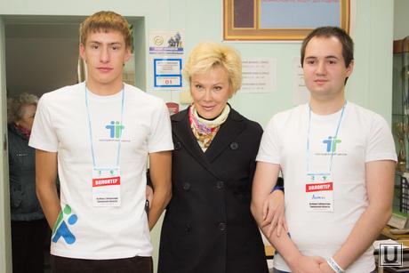 Выборы губернатора Тюменской области. Нижневартовск., студенты, выборы, бадина алла